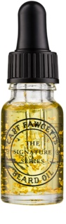 Captain Fawcett Jimmy Niggles Esq. Beard Oil