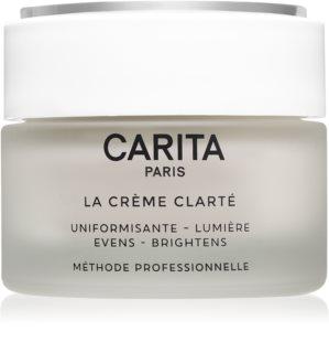 Carita Clareté  денний освітлюючий крем із зволожуючим ефектом