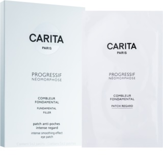 Carita Progressif Neomorphose гідрогелева маска для шкіри навколо очей