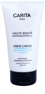 Carita Haute Beauté Professionnelle krem wygładzający dla doskonałego wyglądu włosów