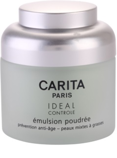 Carita Ideal Controle Emulsion Powder-Effect for Combiantion and Oily Skin