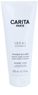 Carita Ideal Controle очищаюча маска для комбінованої та жирної шкіри