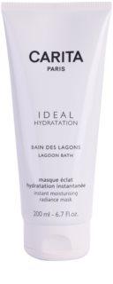 Carita Ideal Hydratation роз'яснююча зволожуюча маска з миттєвим ефектом