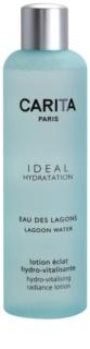 Carita Ideal Hydratation oczyszczająca woda do twarzy o dzłałaniu nawilżającym