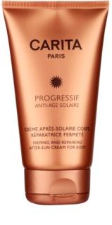 Carita Progressif Anti-Age Solaire Beruhigende After Sun Creme mit festigender Wirkung