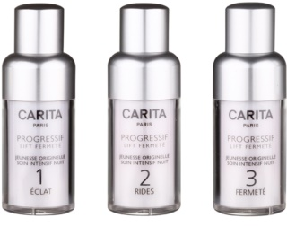 Carita Progressif Lift Fermeté 3 lépéses bőrkisimító ápolás