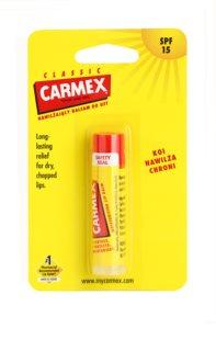 Carmex Classic balsam pentru buze cu efect hidratant SPF 15