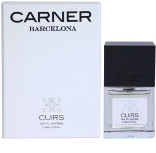 Carner Barcelona Cuirs parfumska voda uniseks 50 ml