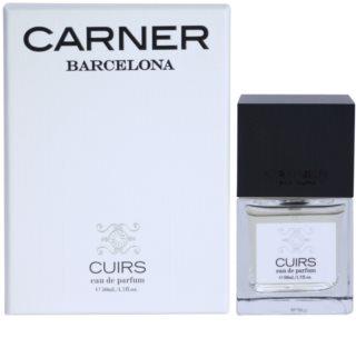 Carner Barcelona Cuirs Eau de Parfum unisex 50 ml