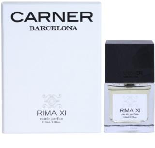 Carner Barcelona Rima XI Eau de Parfum unisex 2 ml Sample