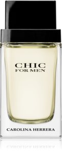 Carolina Herrera Chic For Men Eau de Toilette Herren 100 ml