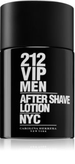 Carolina Herrera 212 VIP Men Aftershave lotion  voor Mannen 100 ml