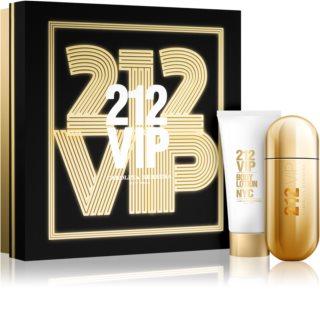 Carolina Herrera 212 VIP Geschenkset IV.