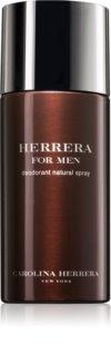 Carolina Herrera Herrera For Men deodorant Spray para homens 150 ml