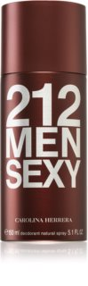 Carolina Herrera 212 Sexy Men deospray za muškarce 150 ml