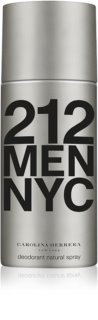 Carolina Herrera 212 NYC Men Deo Spray voor Mannen 150 ml