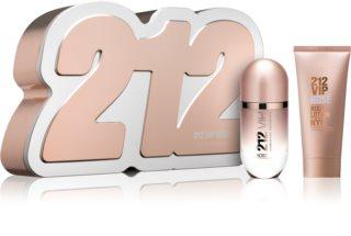 Carolina Herrera 212 VIP Rosé подаръчен комплект VII. за жени