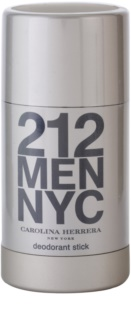 Carolina Herrera 212 NYC Men desodorante en barra para hombre 75 ml