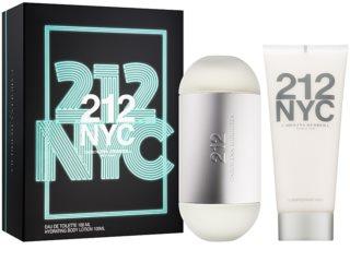 Carolina Herrera 212 NYC dárková sada XIV.