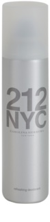 Carolina Herrera 212 NYC deodorant Spray para mulheres 150 ml