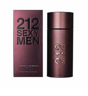Carolina Herrera 212 Sexy Men eau de toilette para hombre 100 ml