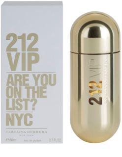 Carolina Herrera 212 VIP Eau de Parfum para mulheres 80 ml