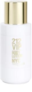 Carolina Herrera 212 VIP тоалетно мляко за тяло за жени 200 мл.
