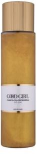 Carolina Herrera Good Girl ulei parfumat pentru femei 200 ml  cu particule stralucitoare
