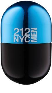Carolina Herrera 212 NYC Men Pills Eau de Toilette para homens 20 ml
