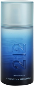 Carolina Herrera 212 Summer Men eau de toilette para hombre 100 ml edición limitada
