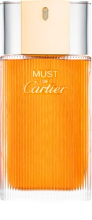 Cartier Must De Cartier Eau de Toilette für Damen 100 ml