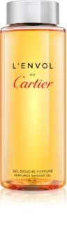 Cartier L'Envol sprchový gél pre mužov 200 ml