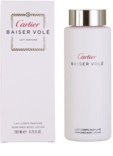 Cartier Baiser Volé Lapte de corp pentru femei 200 ml