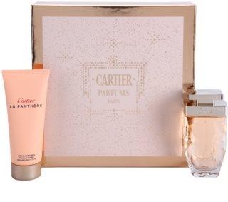 Cartier La Panthere Legere zestaw upominkowy