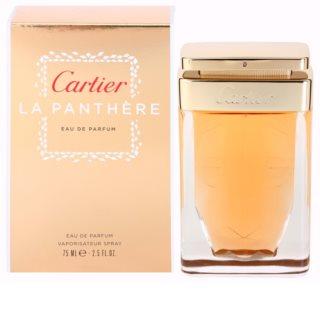 Cartier La Panthere woda perfumowana dla kobiet 75 ml