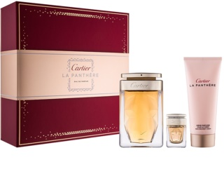 Cartier La Panthere Gift Set III