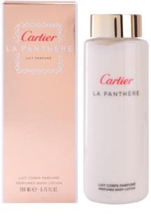 Cartier La Panthere Lapte de corp pentru femei 200 ml