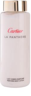 Cartier La Panthere leite corporal para mulheres 200 ml