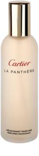 Cartier La Panthere deodorant Spray para mulheres 100 ml