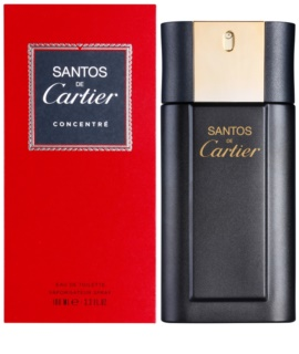 Cartier Santos Concentrate Eau de Toilette for Men 100 ml