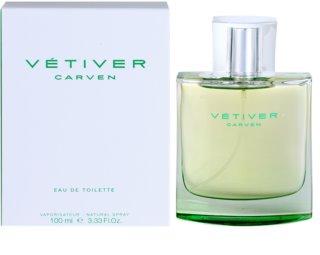 Carven Vétiver toaletna voda za moške 1 ml prš
