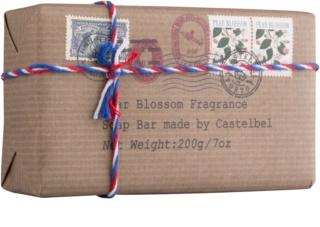 Castelbel Postcards Pear Blossom Bar Soap For Hands