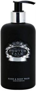 Castelbel Portus Cale Black Range Wasgel  voor Handen en Lichaam
