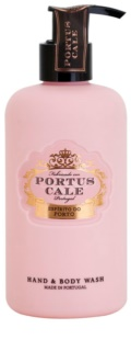 Castelbel Portus Cale Rosé Blush gel para lavar para manos y cuerpo