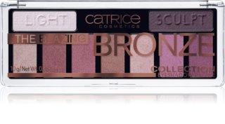 Catrice The Blazing Bronze Collection paleta de sombras