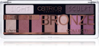 Catrice The Blazing Bronze Collection Oogschaduw Palette