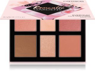 Catrice Romantic Gardens Multifunctional Face Palette for Face