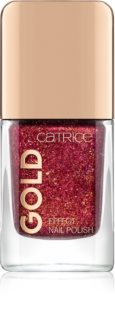 Catrice Gold Effect Shimmery Nail Polish
