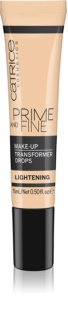 Catrice Prime And Fine Aufhellende Tropfen zum Make-up