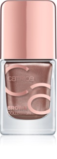 Catrice Brown Collection лак для нігтів